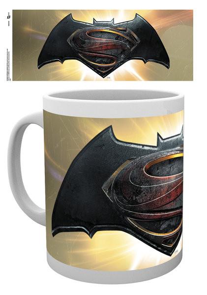 Batman v Superman: Dawn of Justice - Logo Alt Tasse