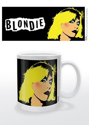 Blondie - Punk Tasse
