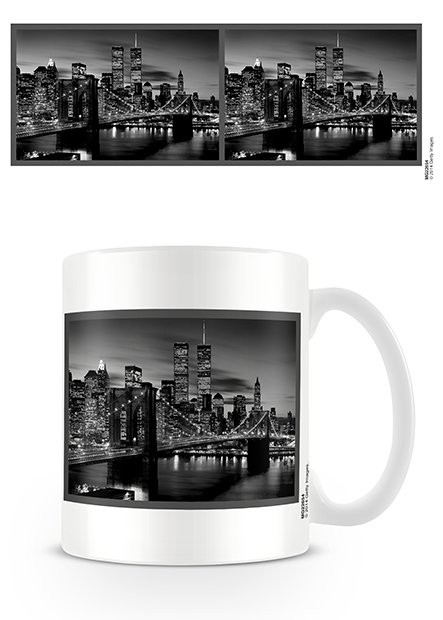 Brooklyn bridge Tasse