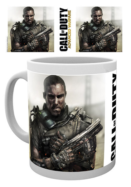 Call of Duty Advanced Warfare - Chest Tasse