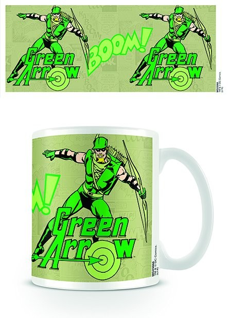 DC Originals - Green Arrow Tasse