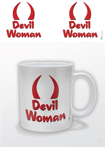 Devil Woman Tasse