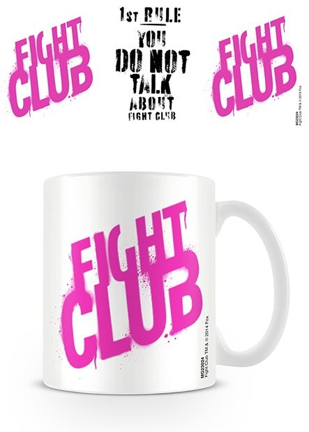 Fight Club - Spray Tasse