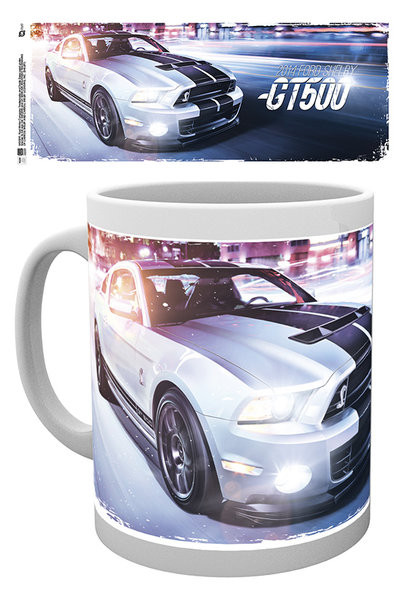 Ford Mustang Shelby - GT500 2014 Tasse