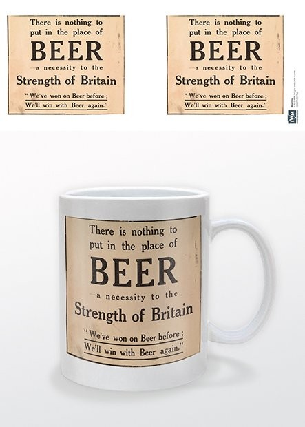 IWM - Beer Strength of Britain Tasse