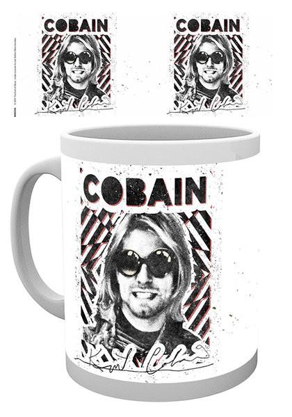 Kurt Cobain - Cobain Tasse