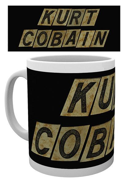 Kurt Cobain - Name Tasse