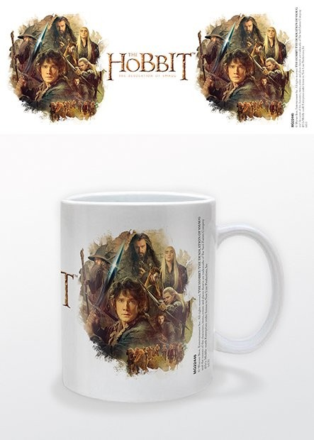 Le Hobbit – Montage Tasse