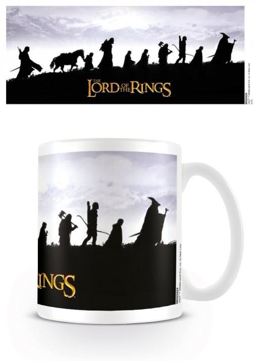 Le Seigneur des anneaux - Fellowship Tasse