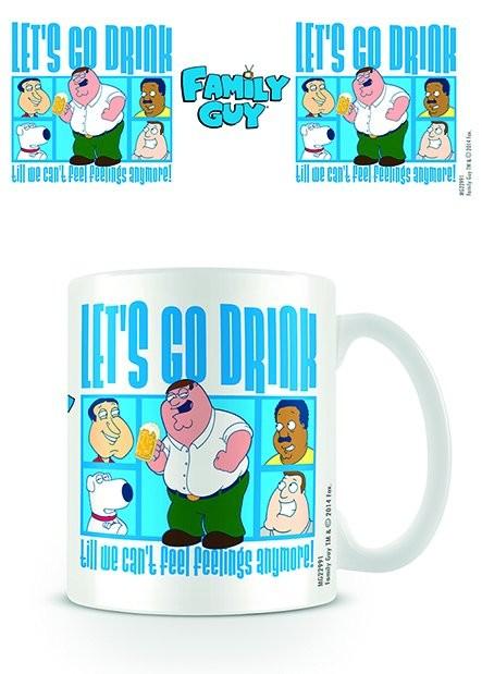 Les Griffin - Drink Tasse