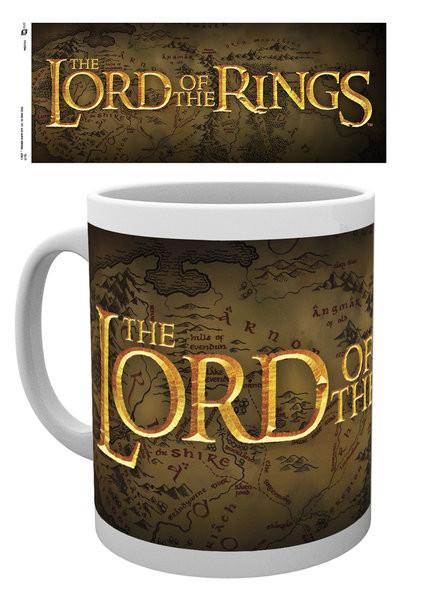 Lord of the Rings - Logo Tasse