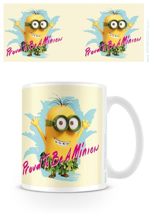Minions (Moi, moche et méchant) - Proud Tasse
