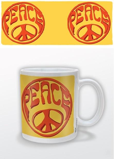 Peace Tasse