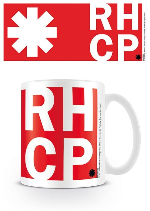 Red Hot Chili Peppers - RHCP Tasse