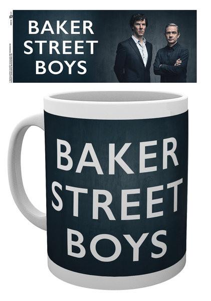 Sherlock - Baker Street Boys Tasse