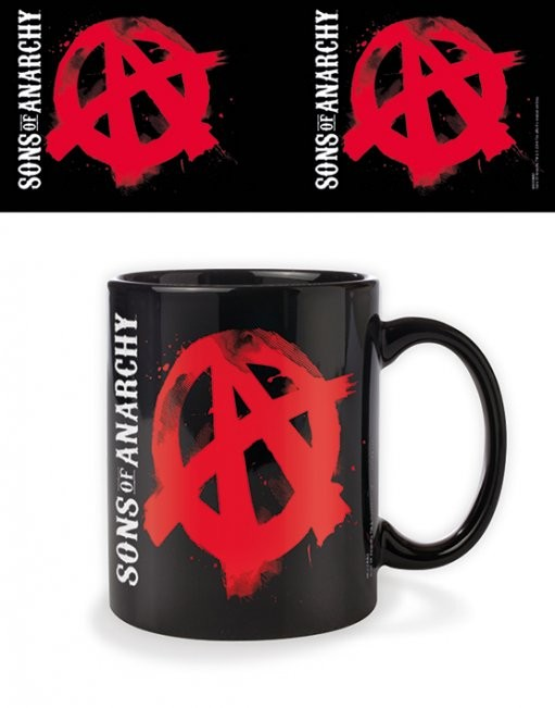 Sons of Anarchy - Anarchy Tasse