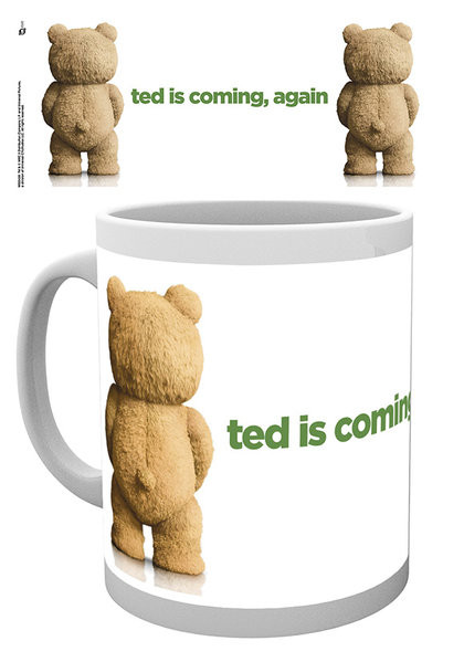 Ted 2 - Come Again Tasse