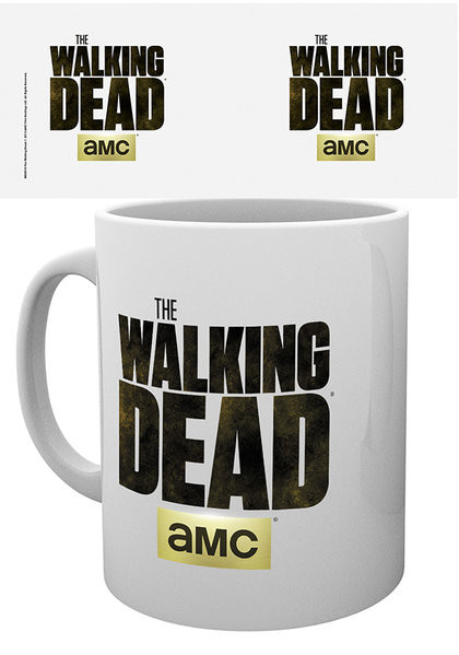 The Walking Dead - Logo Tasse