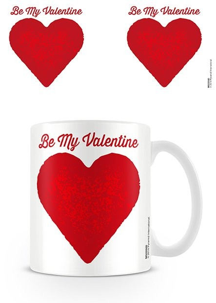 Valentine's Day - Be My Valentine Tasse