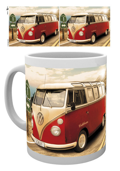 VW Camper - Route One Tasse