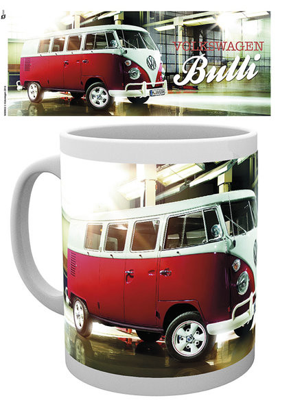 VW Volkswagen Camper - Bulli Tasse