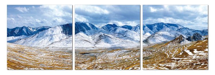 Frozen mountains Taulusarja
