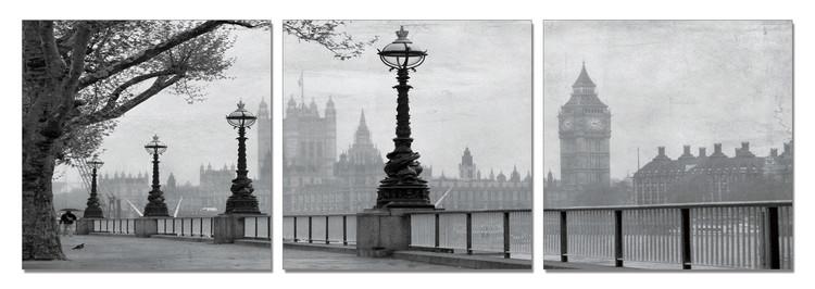 London - Westminster Palace Taulusarja