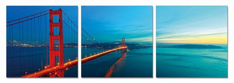 The Golden Gate Bridge Taulusarja