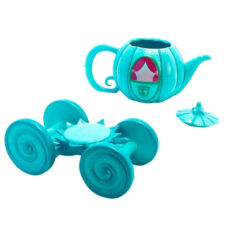 Dishes Teapot - Cinderella Carriage