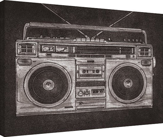 Tela Barry Goodman - Ghetto Blaster