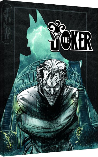 Tela Batman - The Joker Insane