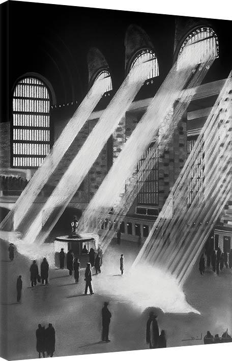 Tela  David Cowden - New York Central