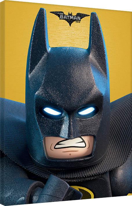 Tela Lego Batman Close Up Em Europosters Pt