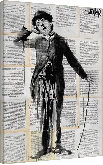 Tela Loui Jover - The Little Tramp