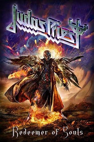 Textile poster Judas Priest – Redeemer Of Souls