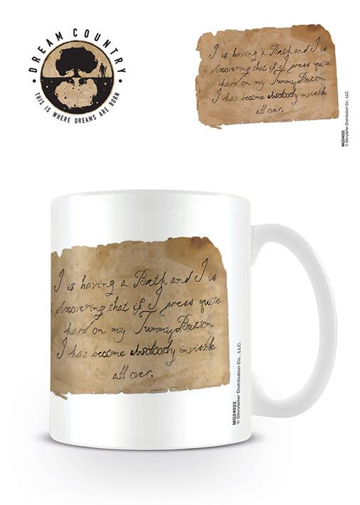 Cup The BFG - Dream Jar Label