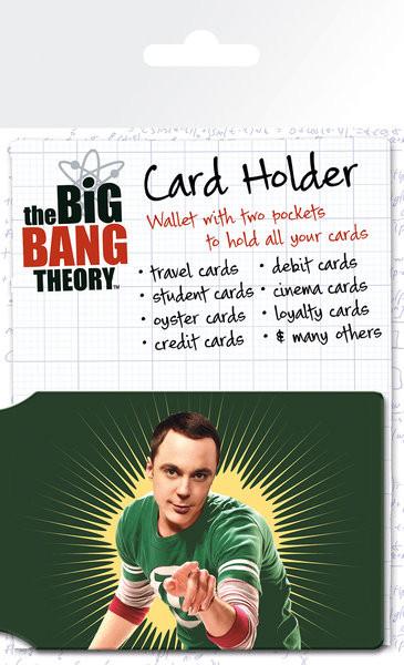 The Big Bang Theory - Bazinga Porte-Cartes