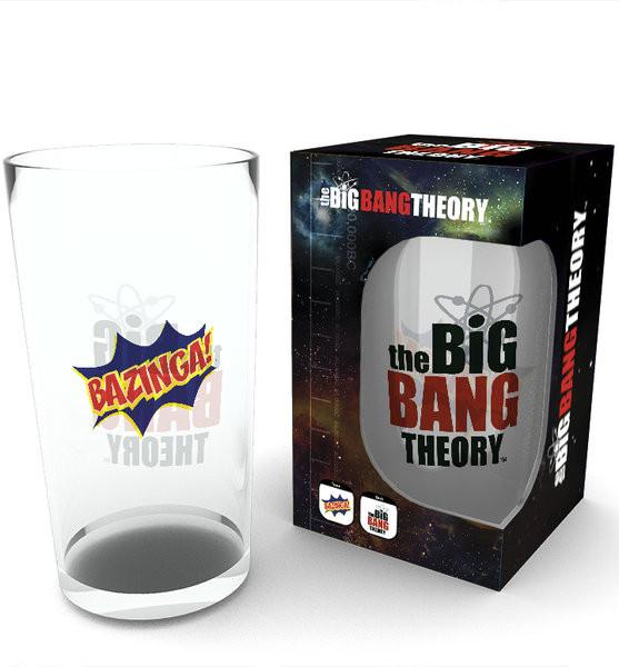 The Big Bang Theory - Bazinga