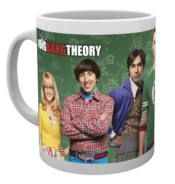 Mug The Big Bang Theory - Cast