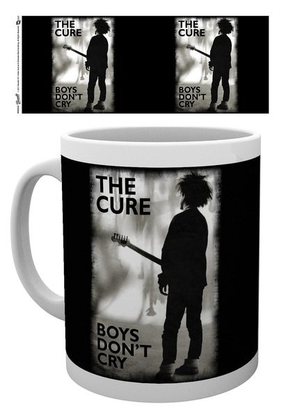 Cup The Cure - Boys Don't Cry (Bravado)