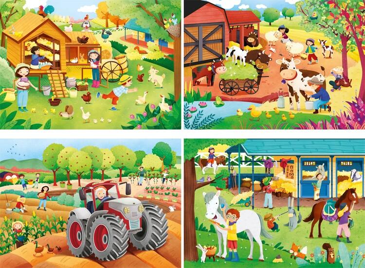 Puzzle The Farm