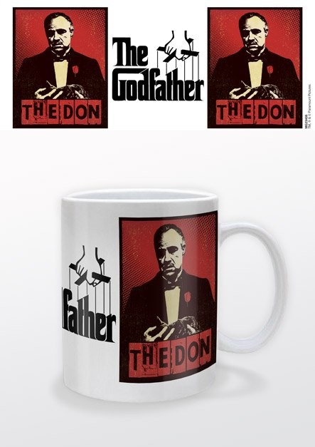 Cup The Godfather - The Don