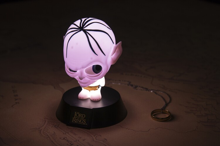 Glowing figurine The Lord Of The Rings - Gollum