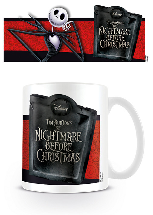 Cup The Nightmare Before Christmas - Jack Banner