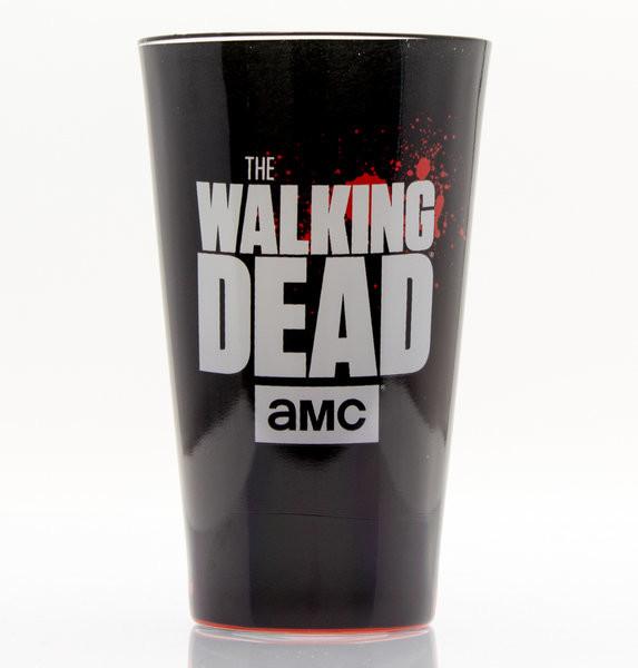 Glass The Walking Dead - Daryl
