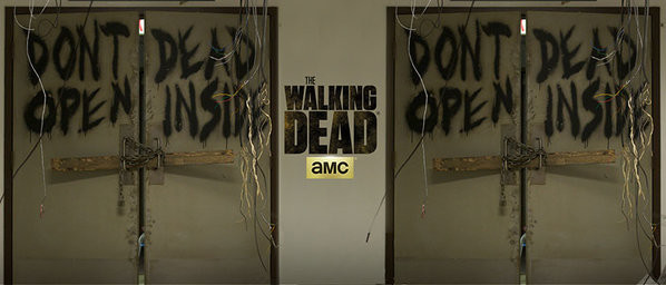Muki The Walking Dead - Dead inside