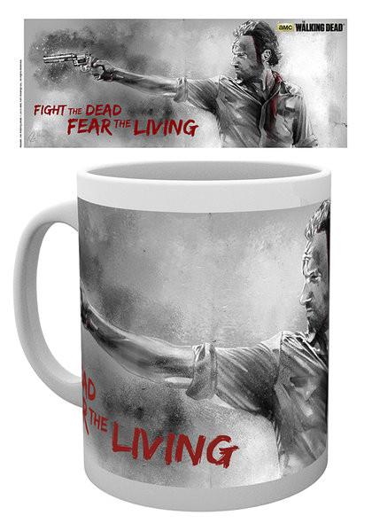 Mug The Walking Dead - Rick