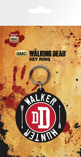 The Walking Dead - Walker Hunter Porte-clés