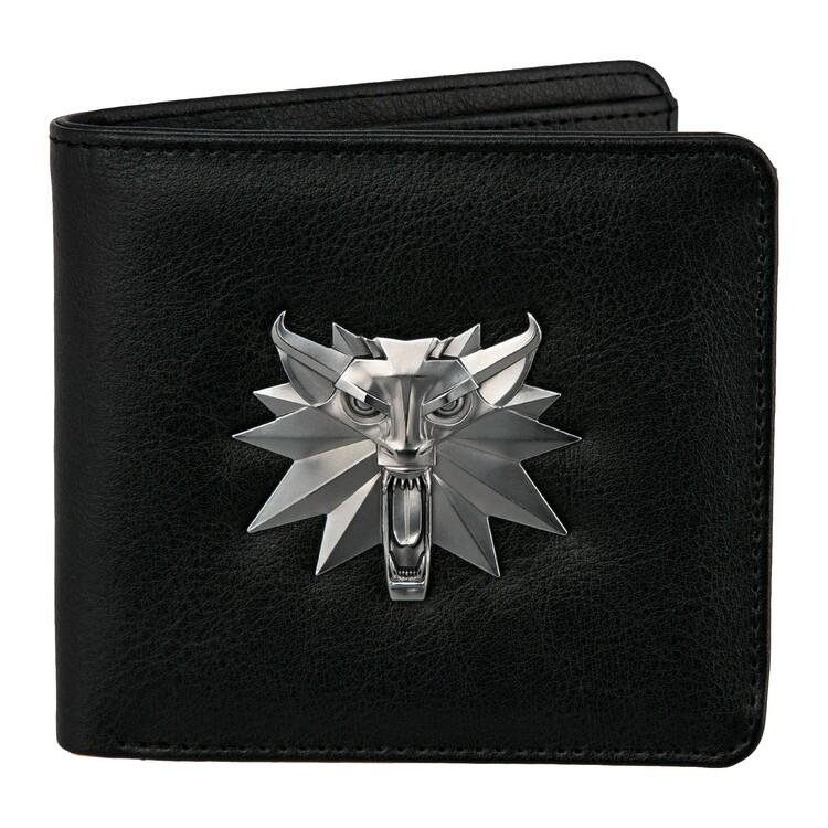 Wallet The Witcher 3: Wild Hunt - White Wolf