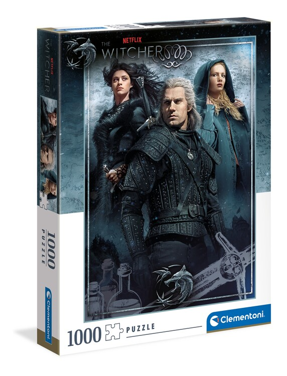 Puzzle The Witcher